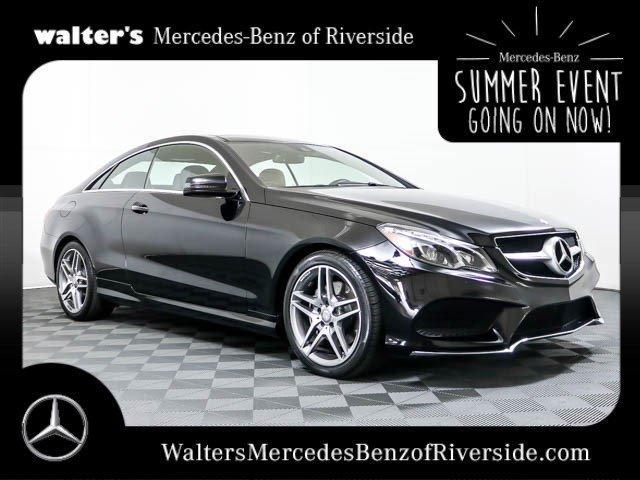 Mercedes-Benz E-Class E 400 Coupe 2016