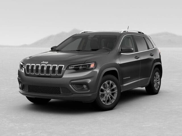 Jeep Cherokee LATITUDE PLUS 4X4 2019