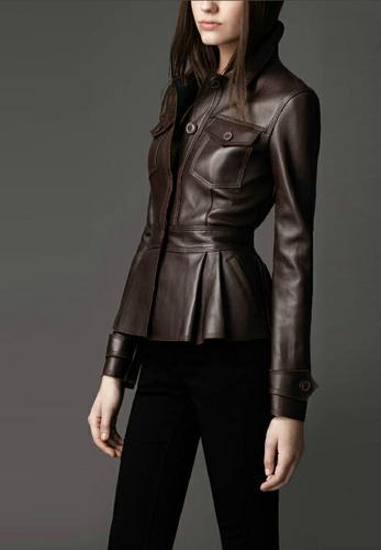 Pure Leather Coats