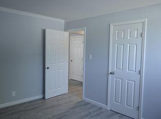 beautifully finished two bedroom, one bathroom home.