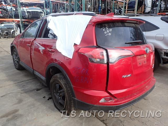 Used Parts for Toyota RAV 4 - 2016 - 901.TO1116 - Stock# 8008YL