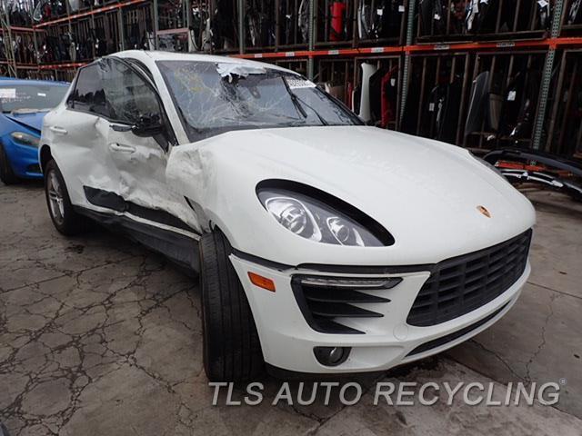 Used Parts for Porsche MACAN - 2015 - 901.PO1M15 - Stock# 8009PR