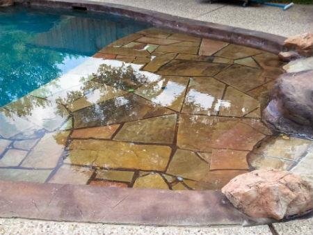 Open Water Pools
