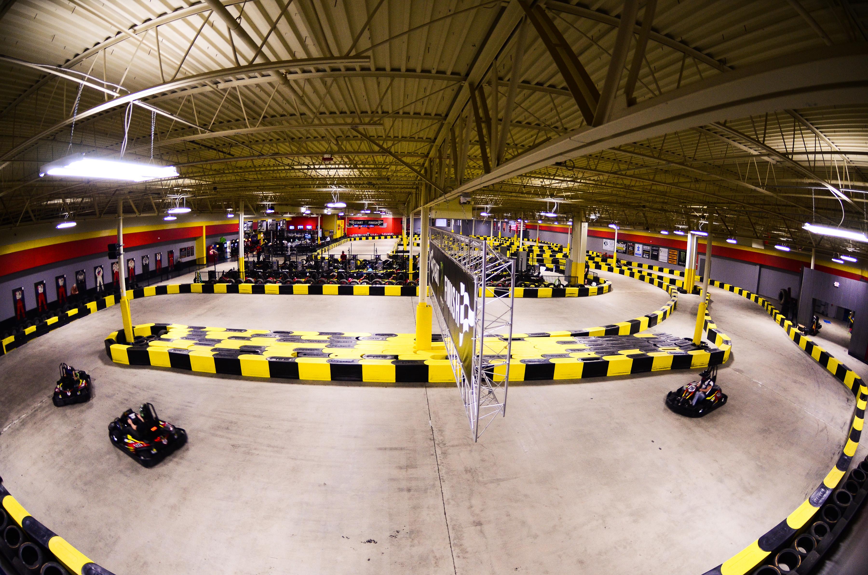 Pole Position Raceway St. Louis