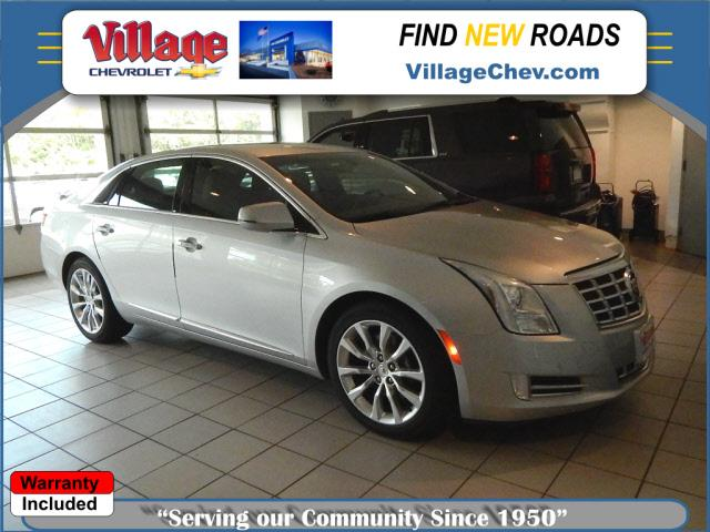 Cadillac XTS Luxury 2015