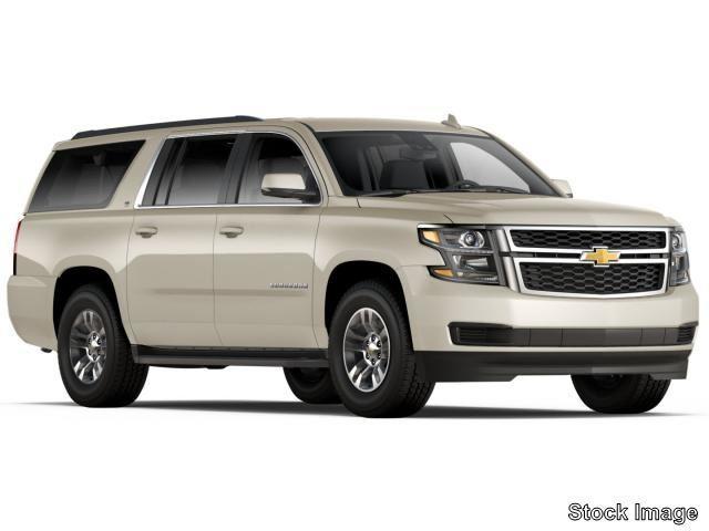 Chevrolet Suburban LT 1500 2017