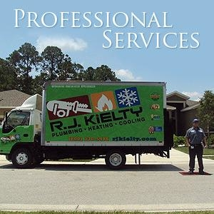R.J. Kielty Plumbing, Heating & Cooling Inc.