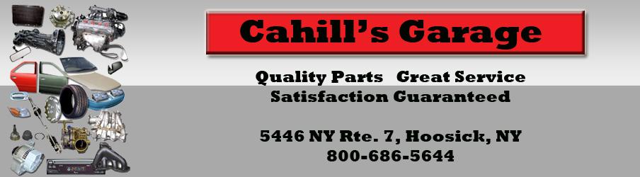 Cahill's Garage