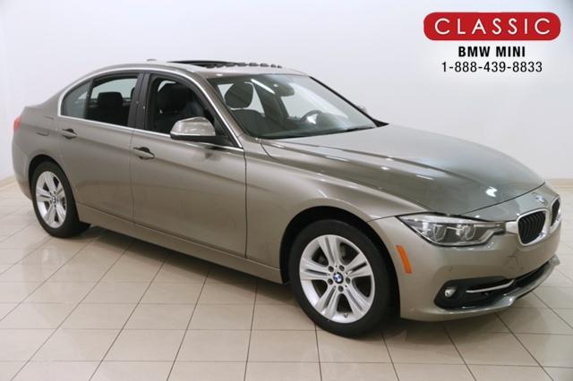BMW 3 Series 330XI SA S 2017