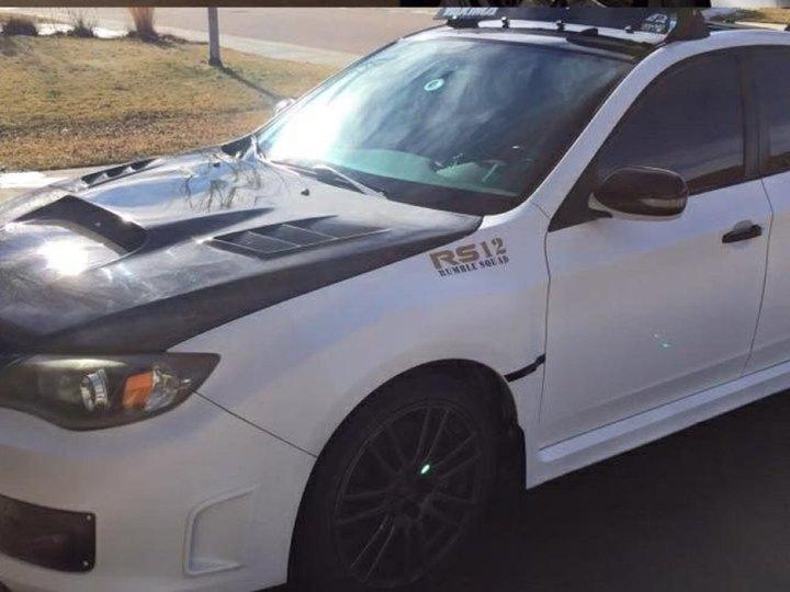 Subaru Impreza Wagon 4D Wagon WRX STi 2008