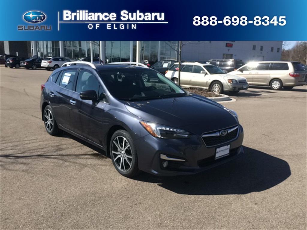Subaru Impreza 2.0i Limited 2017