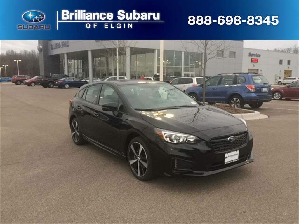 Subaru Impreza 2.0i Sport 2017