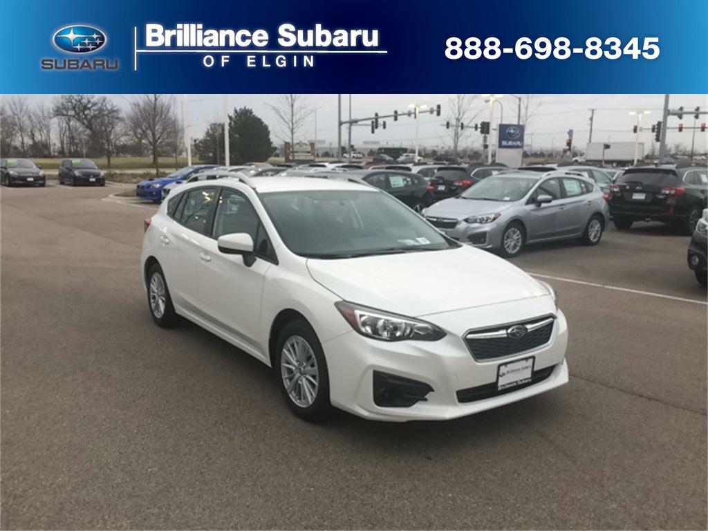 Subaru Impreza 2.0i Premium 2017