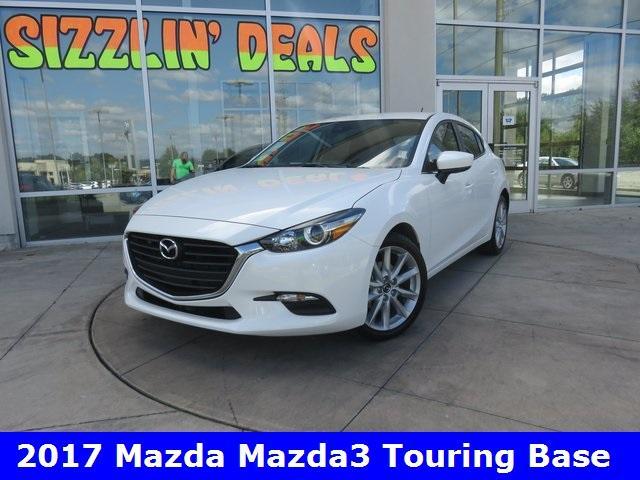 Mazda Mazda3 5-Door Touring 2017