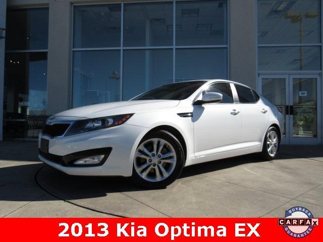 Kia Optima EX 2013