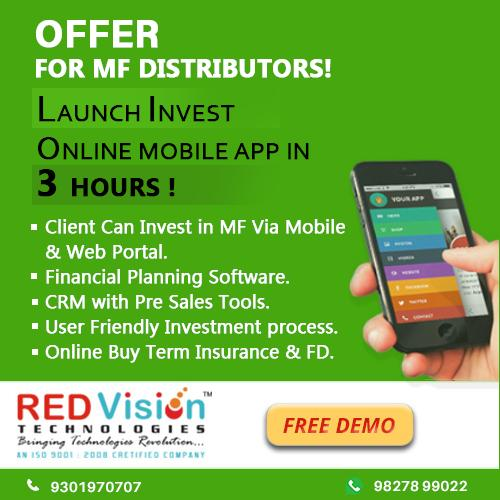 Mutual Fund Software For Distributors  is the great source to attract the investors