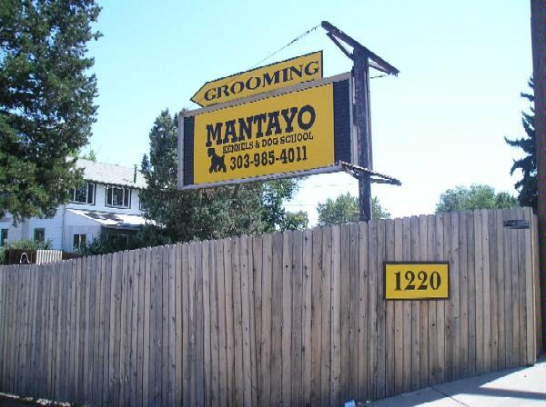 Mantayo Kennels & Dog Training