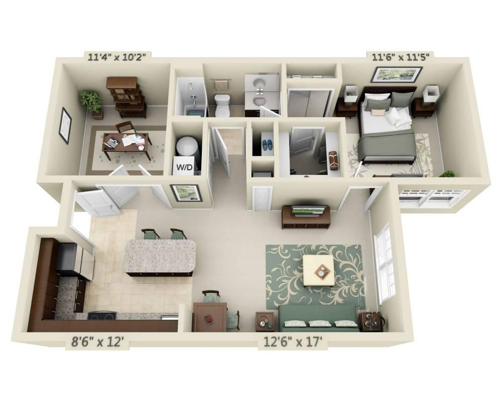 $1927 One bedroom Apartment for rent