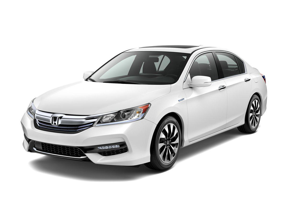 Honda Accord Hybrid Hybrid EX-L 2017