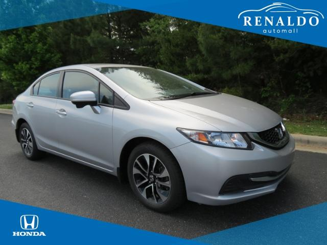 Honda Civic Sedan EX 2015