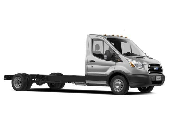 Ford Transit Chassis T350HD 2018