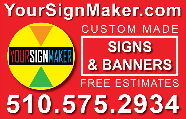 Custom Signs & Banners