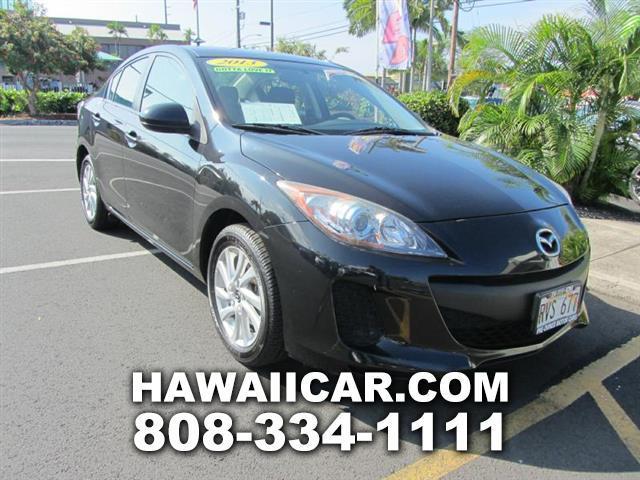 Mazda Mazda3 i Touring AT 4-Door 2013
