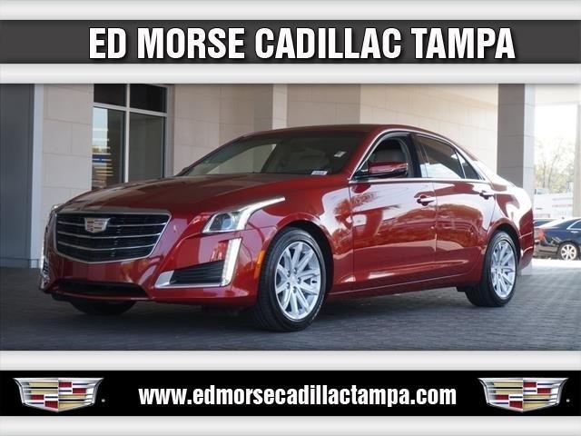 Cadillac CTS Sedan RWD 2016