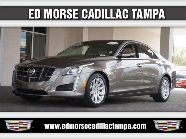 Cadillac CTS Sedan Luxury RWD 2014