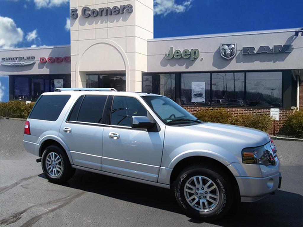 Ford Expedition Limited 4x4 4dr SUV 2014