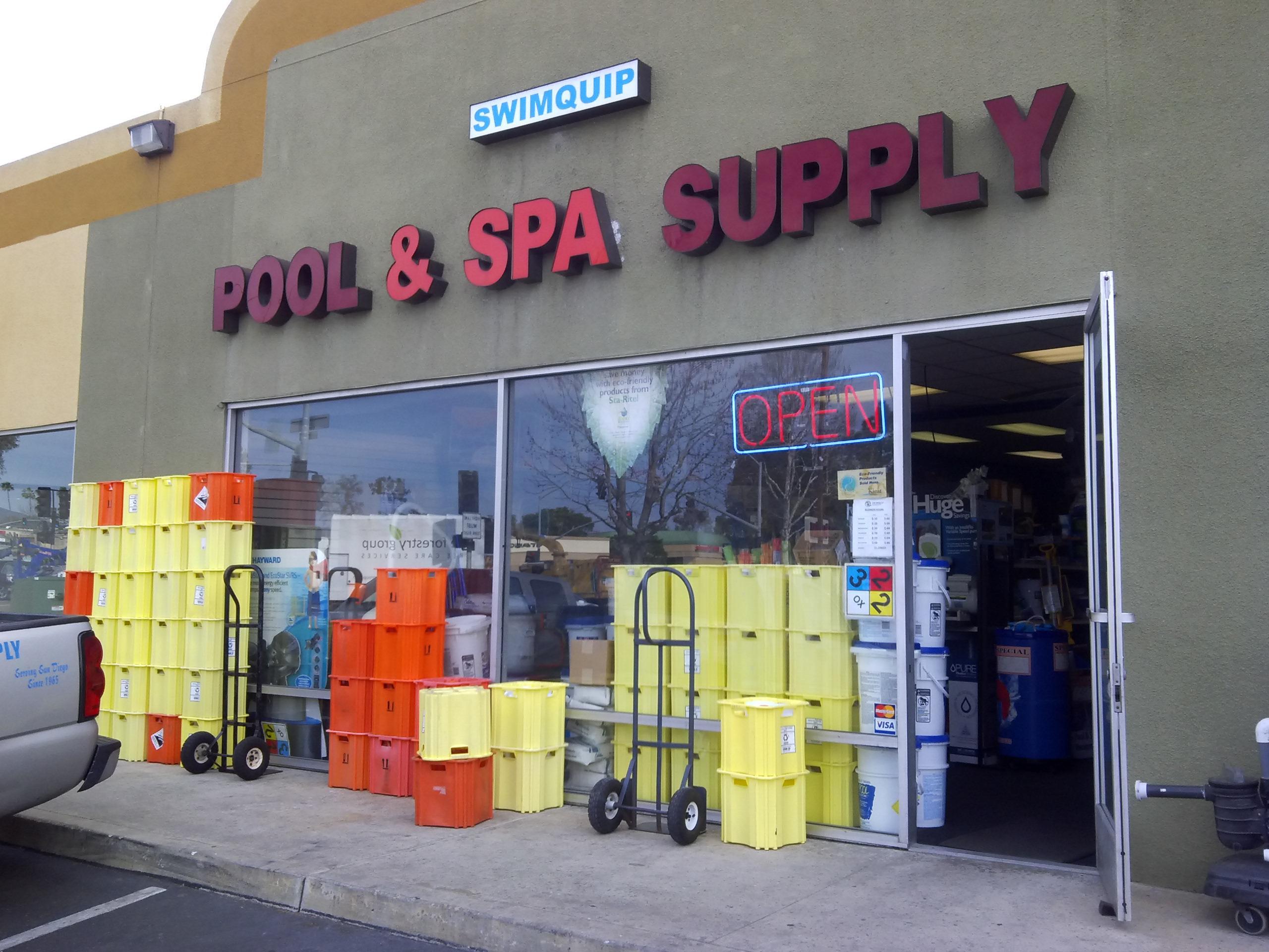 Swimquip Pool & Spa Supply Center