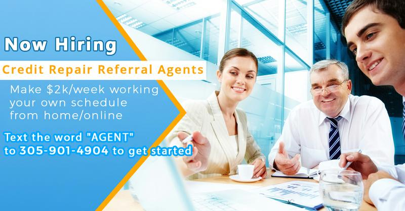 Jobs Open Now!!! Credit Repair Referral Agents... (Farmington, MI 48332)