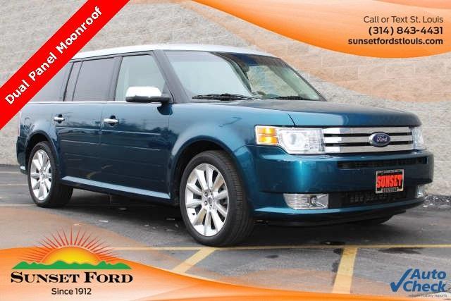 Ford Flex Limited 2011