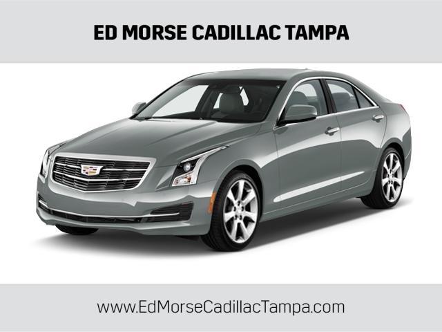 Cadillac ATS Sedan 2.0L Turbo 2016