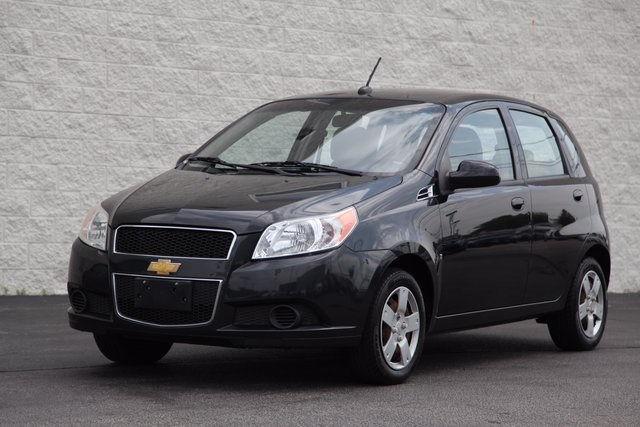 Chevrolet Aveo 5 2009