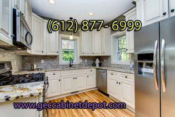 Going for a gorgeous kitchen with Toffee Cabinets