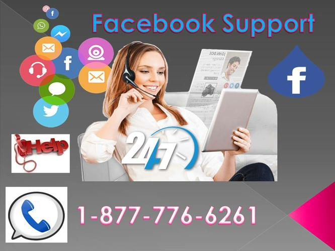 Dial 1-877-776-6261 Facebook Support Will No Doubt Help You at Your Doorstep