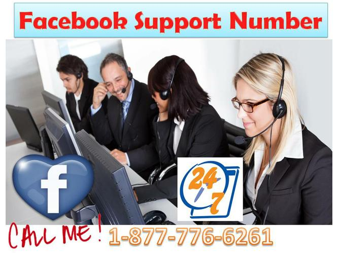 Facebook Support Number 1-877-776-6261 Can Be Your One-Stop Facebook Repair Shop