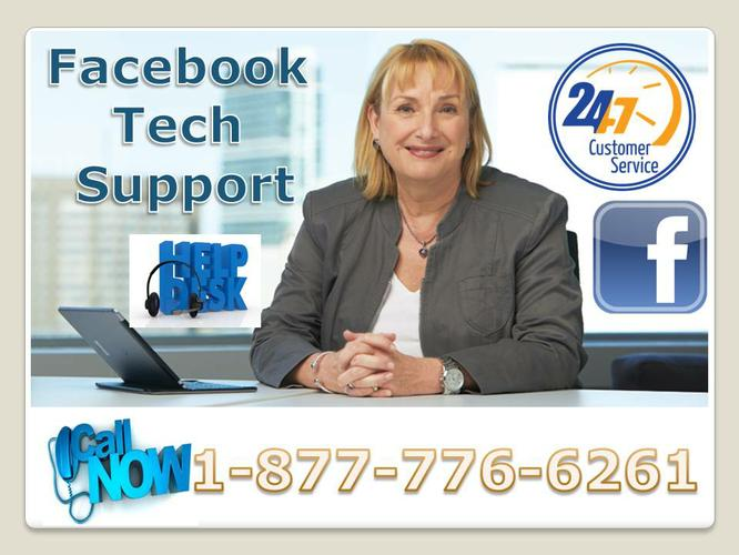 For Facebook Tech Support Call 1-877-776-6261 No issue is too hard to deal