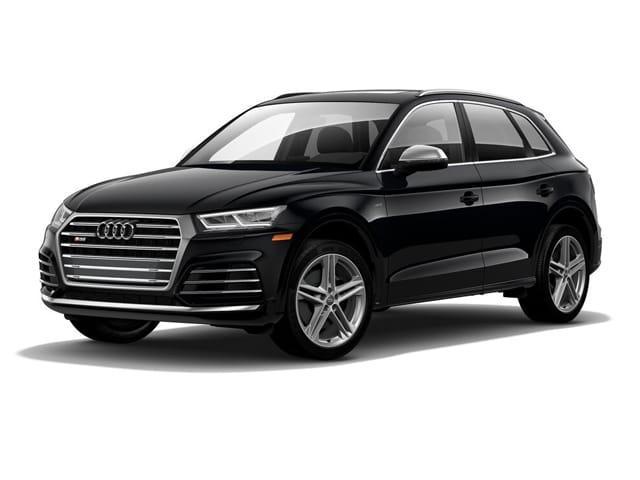 Audi SQ5 3.0T Premium Plus 2018
