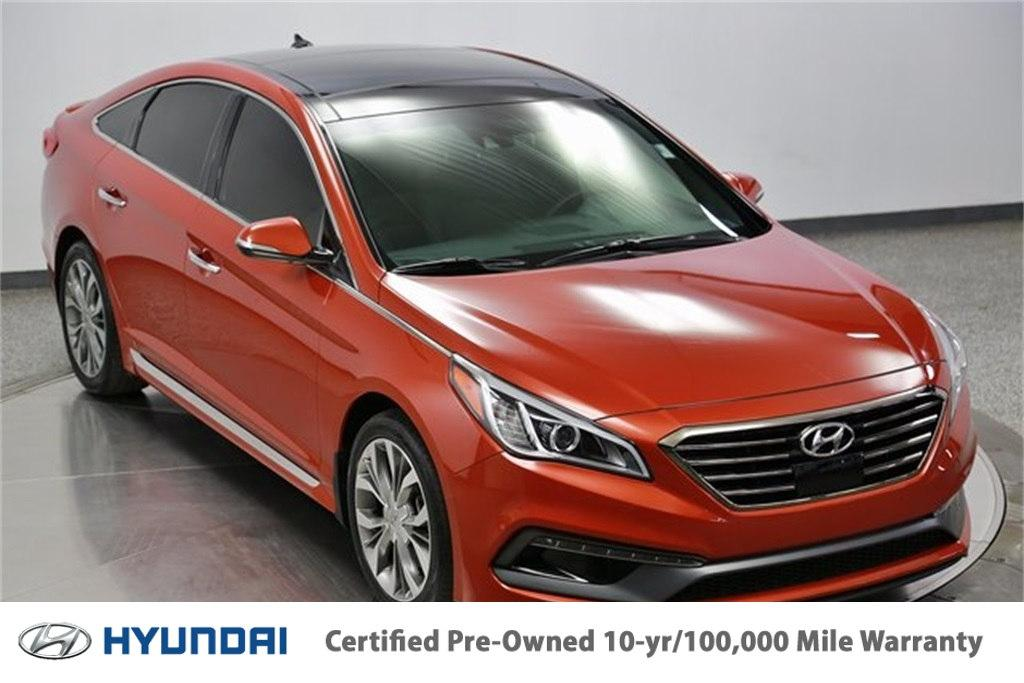 Hyundai Sonata Limited 2.0T 2015