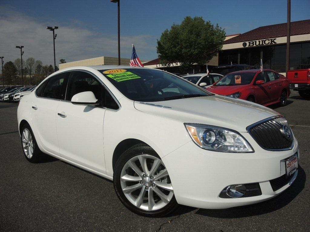 Buick Verano Leather Group 2017