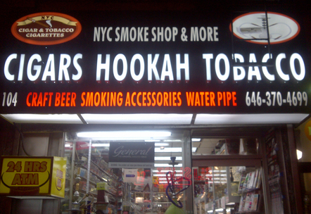 NYC Smokes & More Incorporated