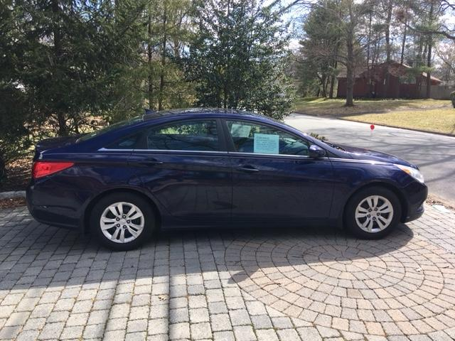 FOR SALE: 2012 HYUNDAI SONATA GLS