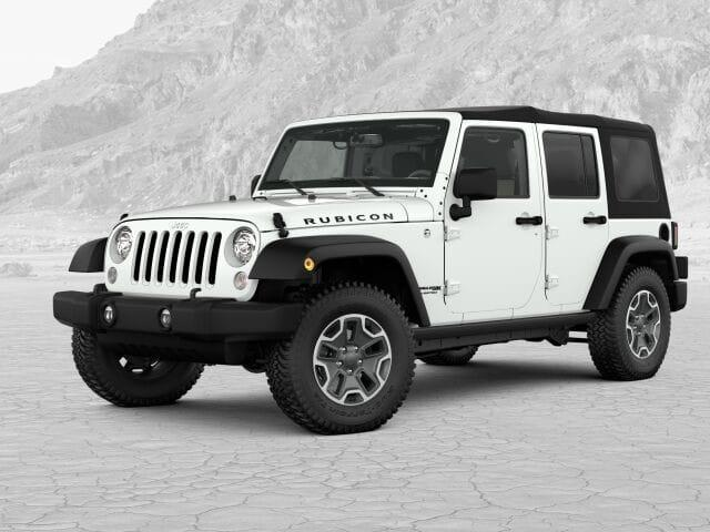 Jeep Wrangler JK Unlimited JK UNLIMITED RUBICON 2018