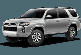 Toyota 4Runner TRD Off-Road 2017