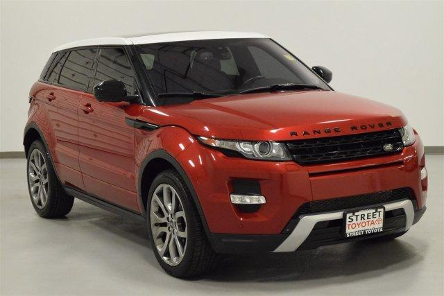 Land Rover Range Rover Evoque Dynamic 2014
