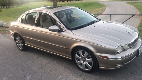2004 Jaguar XType 2.0