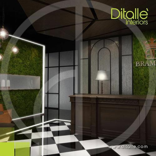 We create amazing office spaces and retail designs
