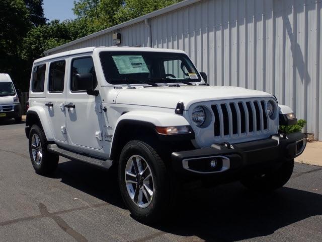 Jeep Wrangler Unlimited Unlimited Sahara 2018